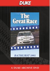 Bathurst 1000 1991 Duke Archive DVD