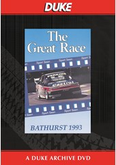 Bathurst 1000 1993 Duke Archive DVD