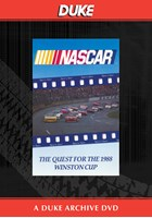 Quest For The Winston Cup 1988 Duke Archive DVD