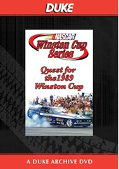 Quest for the1989 Winston Cup Duke Archive DVD