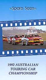 Australian Touring Car Review 1992 VHS