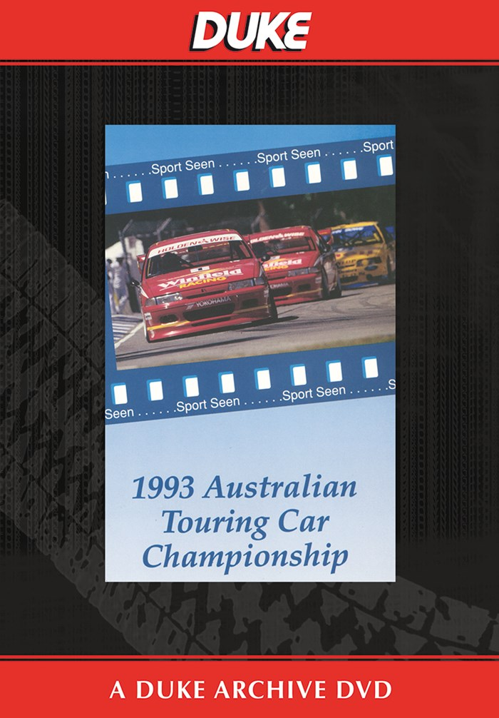 Australian Touring Car Review 1993 Duke Archive DVD
