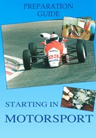 Starting In Motorsport Duke Archive DVD