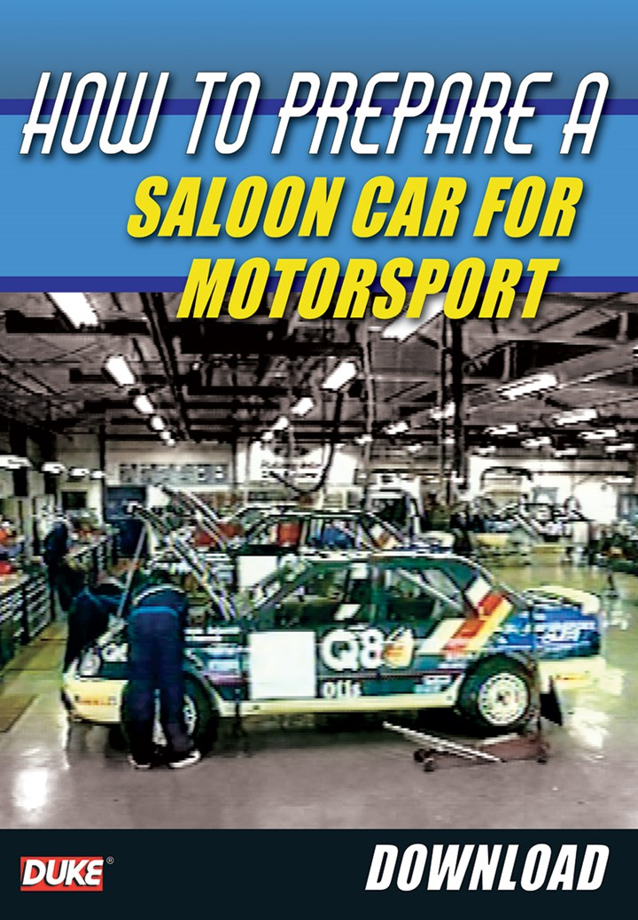 How to Prepare a Saloon Car for Motorsport Download
