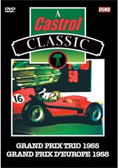Grand Prix Trio 1955 / Grand Prix d'Europe 1958 DVD