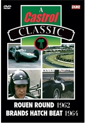 Rouen Round 1962 / Brands Hatch Beat 1964 DVD