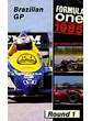 F1 GP85-Brazil  VHS