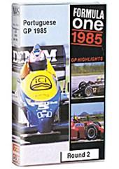 F1 1985 Portuguese GP VHS