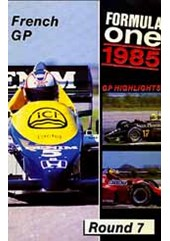 F1 1985 French GP VHS