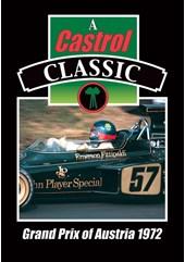 F1 1972 Austrian GP DVD