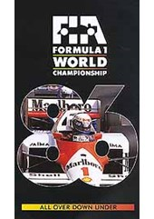 F1 Review 1986 - All Over Down Under VHS