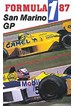 F1 1987 San Marino GP VHS