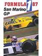 F1 GP87-San Marino VHS