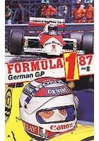 F1 1987 German GP VHS