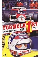 F1 1987 Hungarian GP VHS