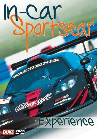 In-Car Sportscar Experience DVD