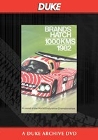 WSC 1982 1000km Brands Hatch Duke Archive DVD