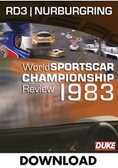 WSC 1983 1000km Nurburgring Download