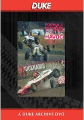 Formula Ford Havoc Duke Archive DVD