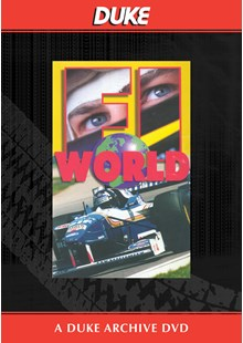 F1 World 1996 Duke Archive DVD
