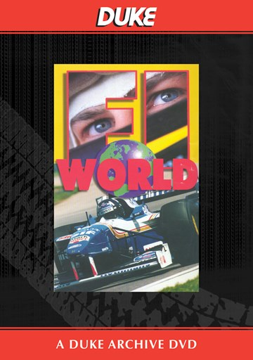 F1 World 1996 Duke Archive DVD - click to enlarge