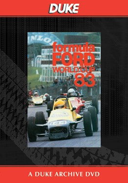 Formula Ford World Cup 1983 Duke Archive DVD