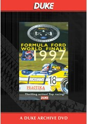Formula Ford World Cup 1997 Duke Archive DVD