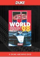 F1 World 1998 Duke Archive DVD