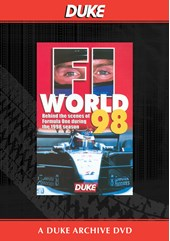 F1 World 1998 Duke Archive DVD