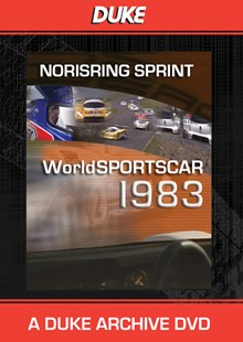 World Sportscar 1983 - Norisring Sprint Race - Duke Archive DVD