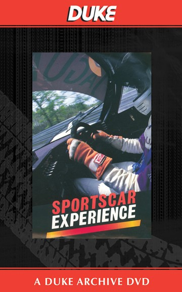 The Sportscar Experience Duke Archive DVD - click to enlarge