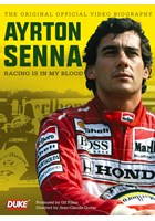 Ayrton Senna Racing is in My Blood NTSC DVD