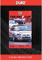 MGF Cup 1998 Duke Archive DVD