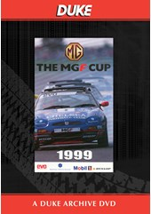 MGF Cup 1999 Duke Archive DVD