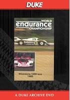 WSC 1985 1000km Silverstone Duke Archive DVD