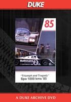 WSC 1985 1000km Spa Duke Archive DVD