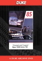 WSC 1985 1000km Spa Duke Archive DVD
