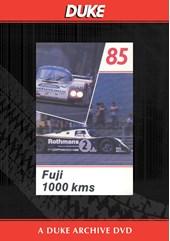 WSC 1985 1000km Fuji Duke Archive DVD