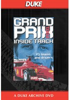 Grand Prix Inside Track 2001 Duke Archive DVD