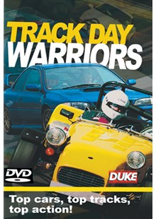 Track Day Warriors DVD