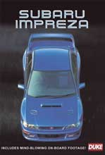 Subaru Imperza NTSC DVD