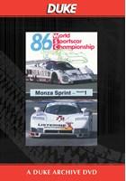 WSC 1986 1000km Monza Duke Archive DVD