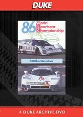 WSC 1986 1000km Silverstone Duke Archive DVD
