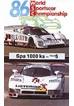WSC 1986 1000km Spa Download