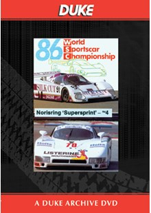 Norisring Sprint Race 1986 Duke Archive DVD