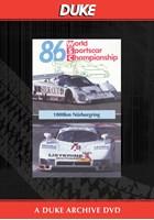 WSC 1986 1000km Nurburgring Duke Archive DVD