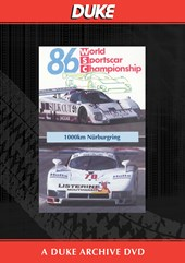 WSC 1986 1000km Nurburgring Duke Archive DVD