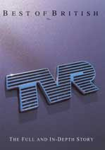 Best of British TVR NTSC DVD