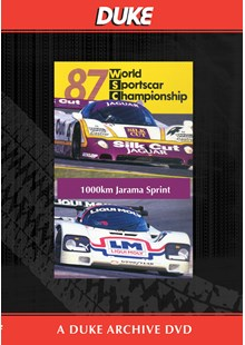 WSC 1987 1000km Jarama Sprint Duke Archive DVD