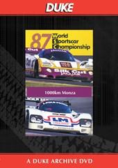 WSC 1987 1000km Monza Duke Archive DVD